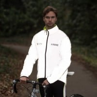 Switch Men's Cycling Jacket - Yellow / Reflective