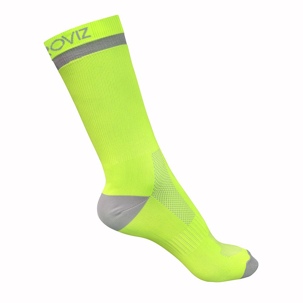 Classic Airfoot Running Socks - Mid-Length - Pink (UK 4-6 / EUR 37-39)