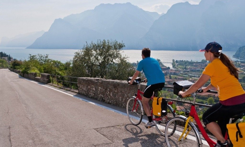 Cycling Tour Dolomites to Lake Garda