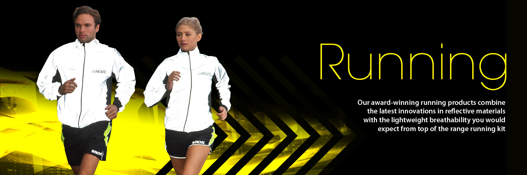 Running Apparel & Accessories