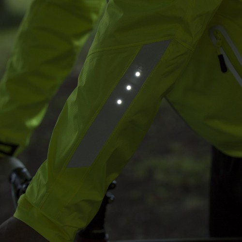 NEW: Nightrider LED Men's Cycling Jacket