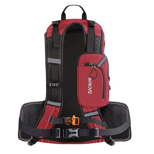NEW: REFLECT360 Touring Red Backpack - 20 Liters