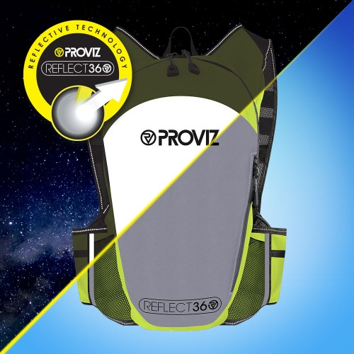 NEW: REFLECT360 Running Backpack - 10 Liters