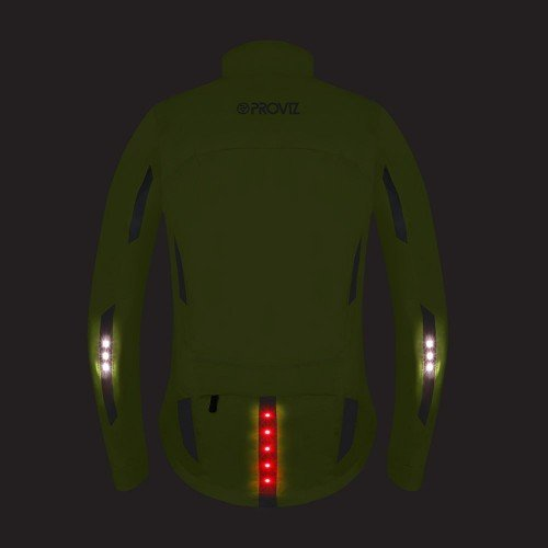 Nightrider LED Women's Cycling Jacket