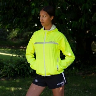 NEW: Classic Women's Waterproof Running Jacket
