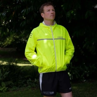 NEW: Classic Men's Waterproof Running Jacket