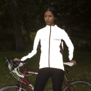 NEW: REFLECT360 Women's Performance Cycling Jacket