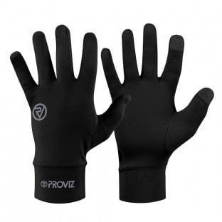 NEW: Classic Lightweight Running Gloves - Black