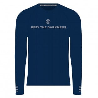 NEW: Defy The Darkness Men's Long Sleeve Top
