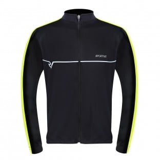 NEW: Sportive Men's Long Sleeve Cycling Jersey