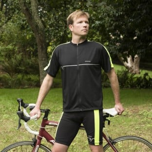 Sportive Men's Short Sleeve Cycling Jersey