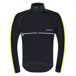 NEW: Sportive Convertible Softshell Men's Cycling Jacket / Vest