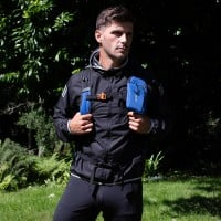 NEW: REFLECT360 Touring Blue Backpack - 20 Liters