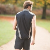 REFLECT360 Men's Running Vest