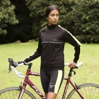 NEW: Sportive Convertible Women's Cycling Jacket / Vest