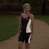 Pixelite Performance Women's Running Singlet