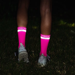 Airfoot Running Socks after dark