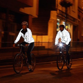 Reflect360 Cycling Jacket Lifestyle Image