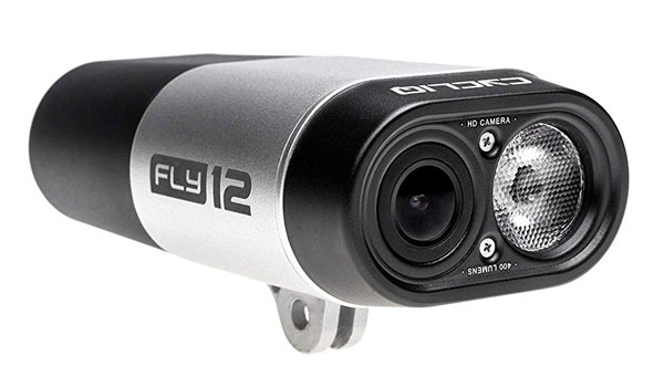Cycliq Fly12 Front Facing Camera and Front Light