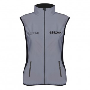 REFLECT360 Women's Running Gilet