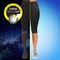 NEW: REFLECT360 Women's Running / Yoga Leggings - Capri