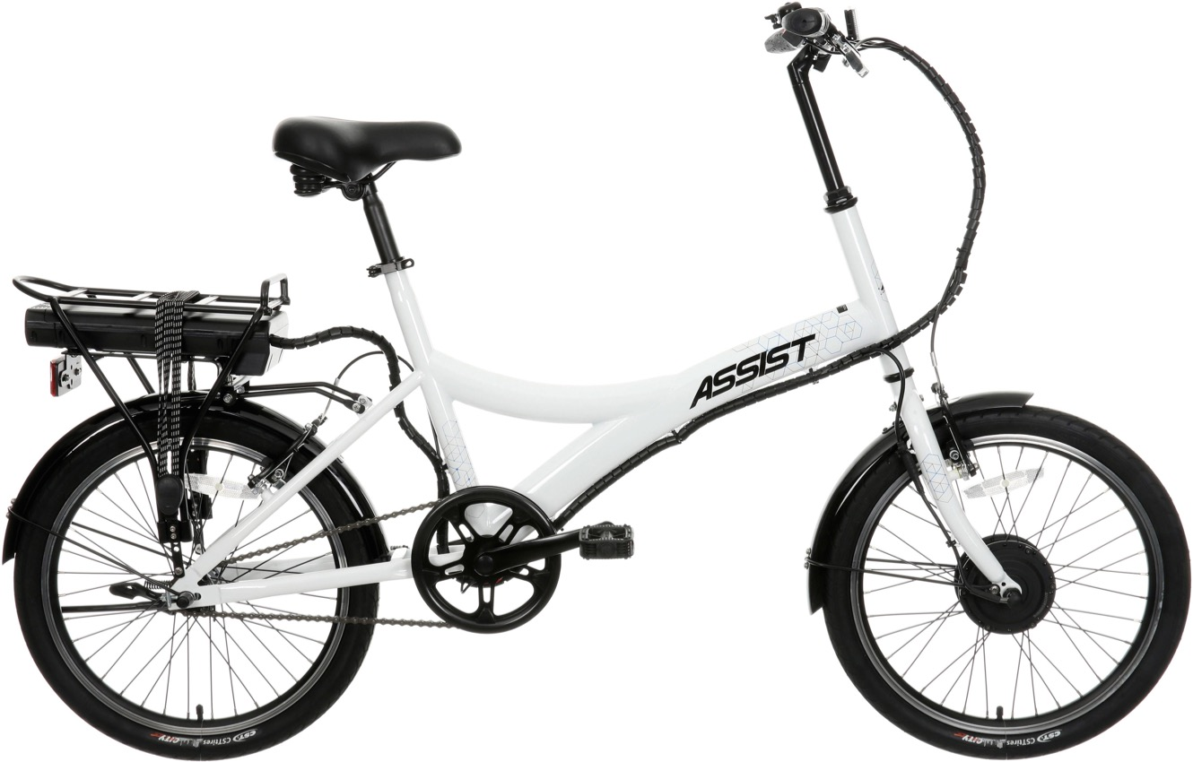 Halfords Assist E-Bike