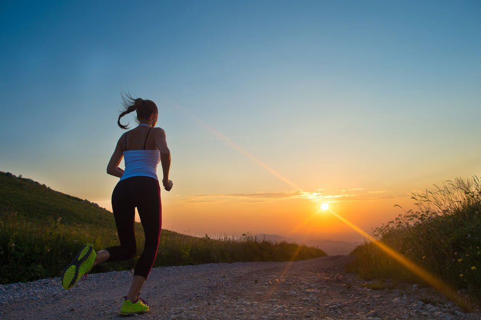 You can mix up your running regime by trying out night runs around the UK