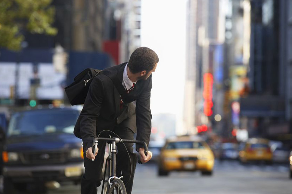 Know your cycling laws when biking around New York