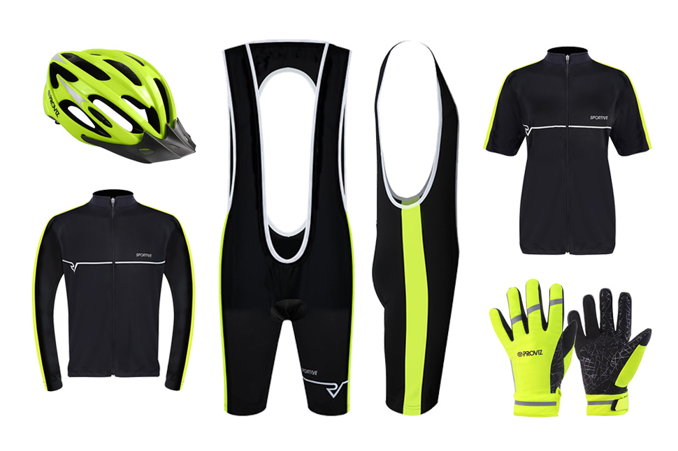 The sportive collection from Proviz