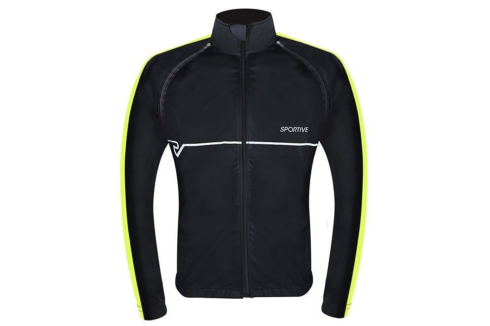 The sportive convertible jacket