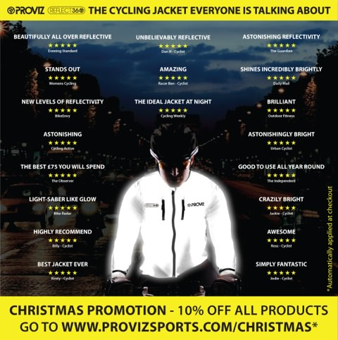 Recent Reviews and a Christmas Promotion