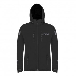 NEW: Classic Men's Waterproof Jacket - Black