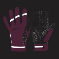 NEW: Classic Waterproof Cycling Gloves - Pink