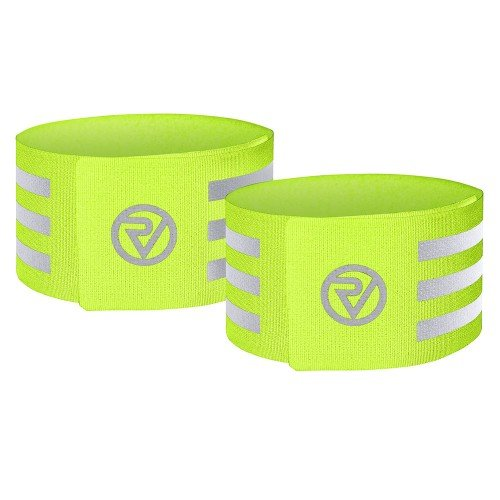 NEW: REFLECT360 Arm/Ankle Bands - Pair - Yellow