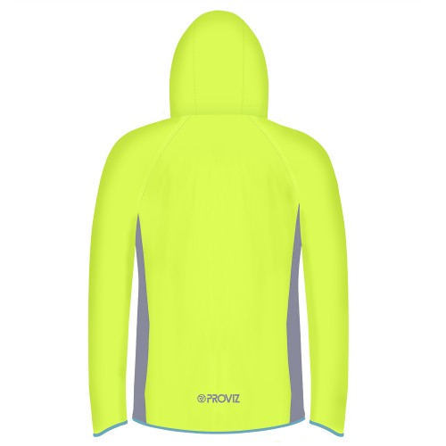 NEW: Nightrider Kids' Fleece-Lined Waterproof Jacket - Yellow