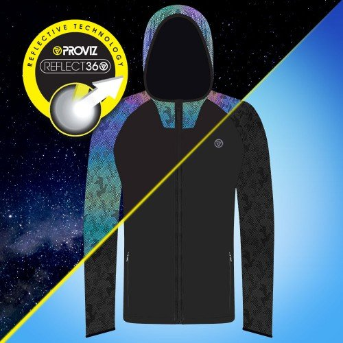 NEW: REFLECT360 Men's Explorer Running Jacket
