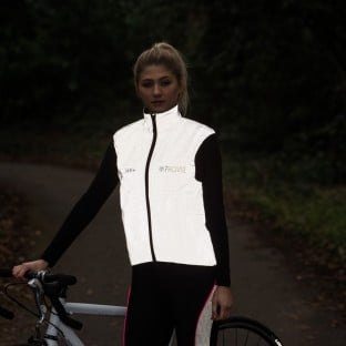 REFLECT360 Plus Women's Cycling Gilet