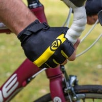 NEW: Classic Cycling Mitts - Yellow