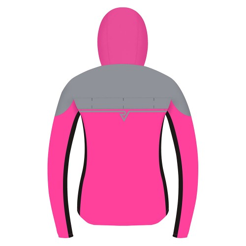 NEW: Classic Storm Women's Hooded Cycling Jacket