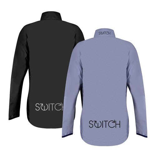 Switch Women's Cycling Jacket - Black / Reflective