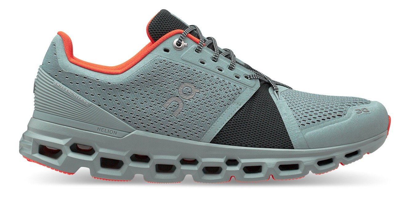 On Running Men's Cloudstratus Trainers