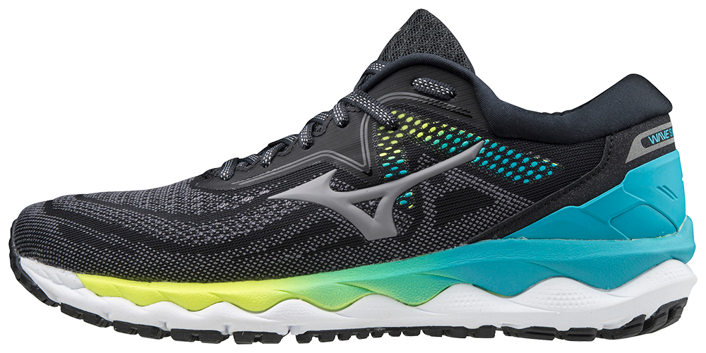 Mizuno Wave Sky WAVEKNIT 4 Side Profile